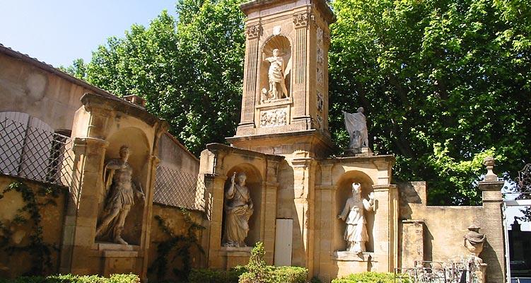 Tourisme aix en provence visites culture loisirs - Chambre d hote aix en provence centre ville ...